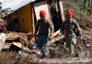 Desastre mayor en Georgia