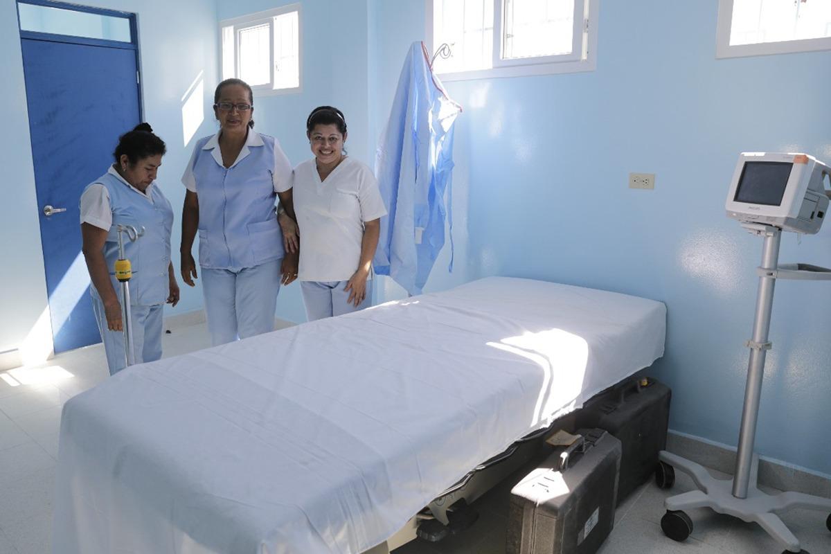 Nuevo Centro de Atención Permanente en Jocotán