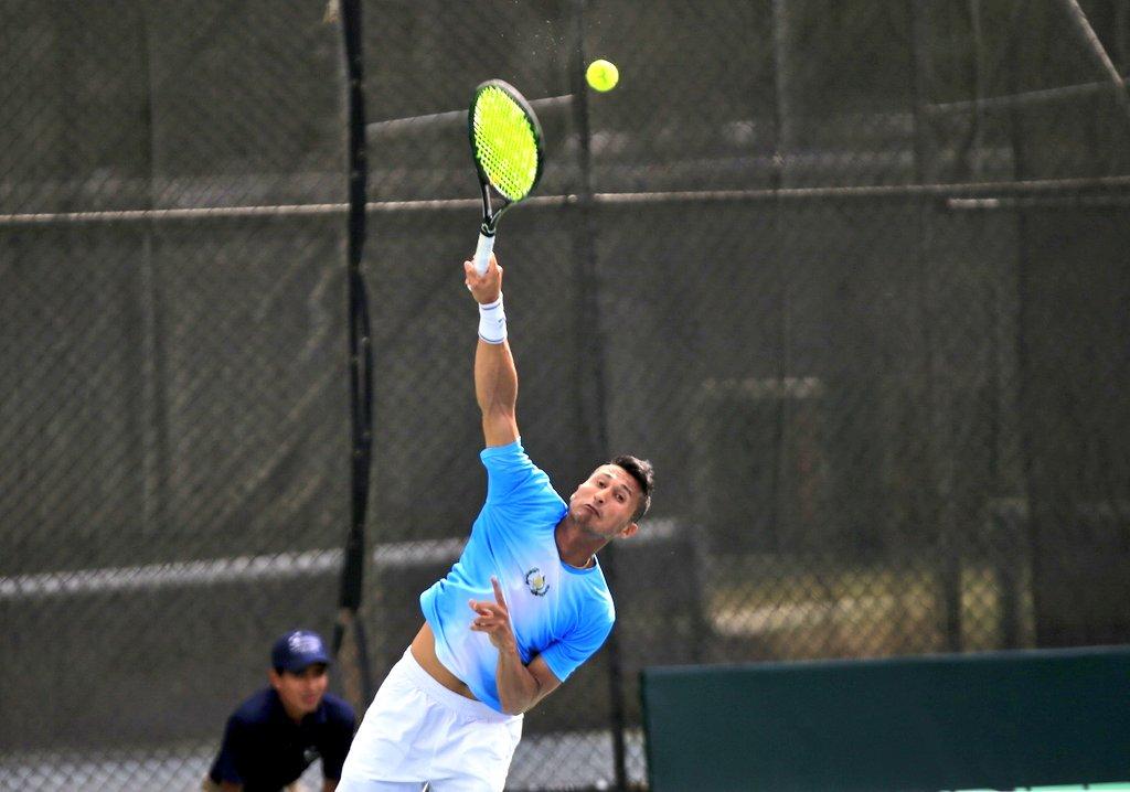 Suspenden por amaño de partidos a tenista nacional Christopher Díaz