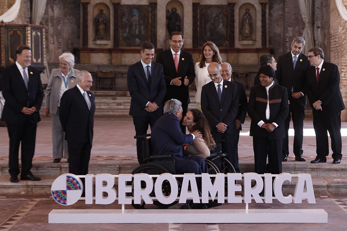 Iberoamérica unida por el desarrollo sostenible