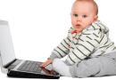 Francia quiere alejar las pantallas de los bebés por problemas psicomotores