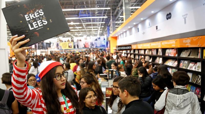 Más de 820 mil personas visitaron la Feria Internacional del Libro
