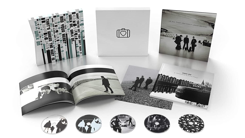 U2 lanza edición deluxe de All That You Can't Leave Behind