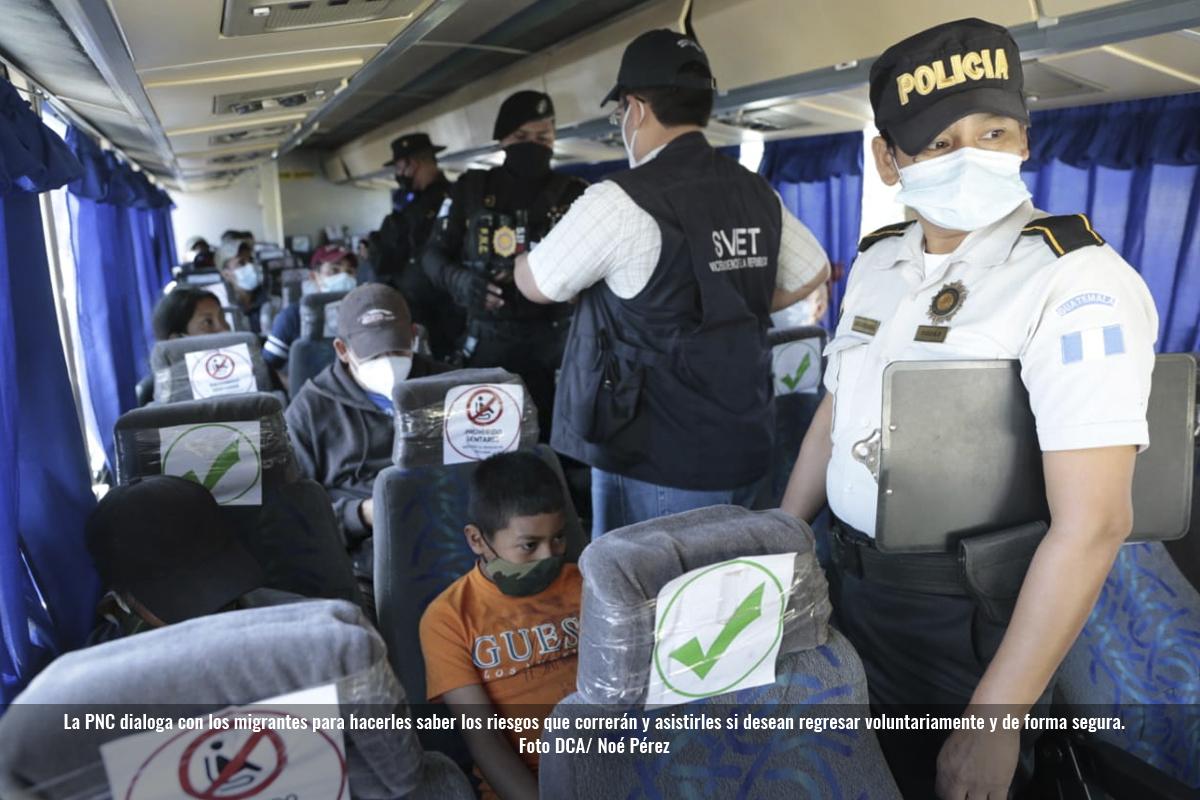 caravana migrantes 6Ene